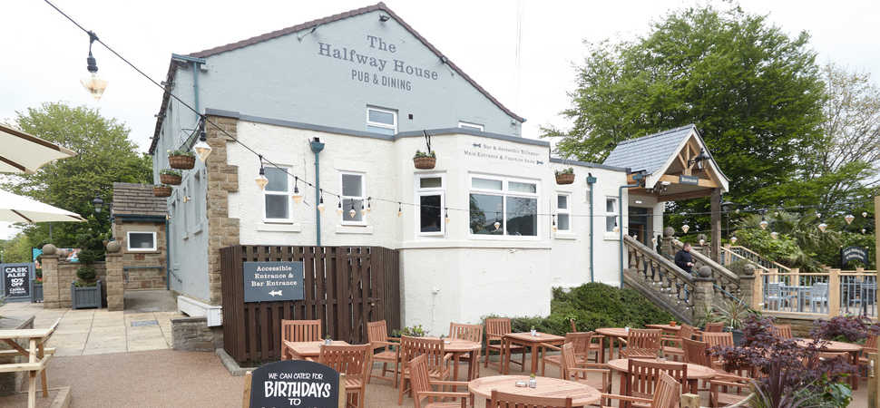 Baildon pub reopens following seven-figure refurbishment