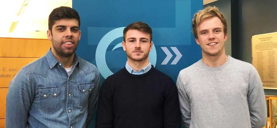 The student entrepreneurs helping North East businesses navigate Brexit