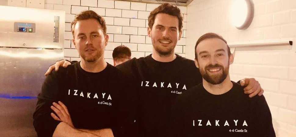Izakaya's first weekend at Baltic Market in Liverpool attracts the crowds