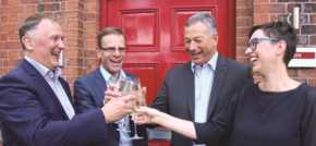 Macclesfield Accountants Harts merge with Steven Glicher & Co