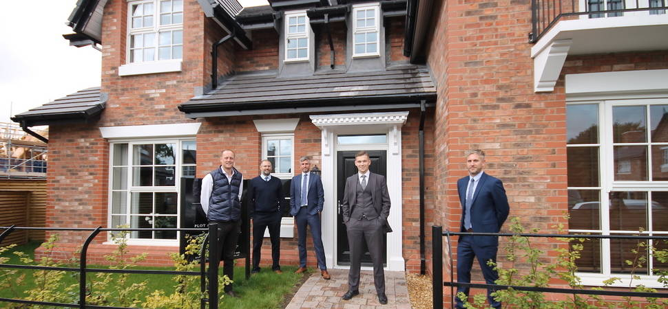 Harvey Homes builds new local agency team