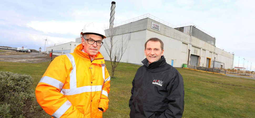 Harworth's vision for former Alcan site backed by Lynx Precast's expansion