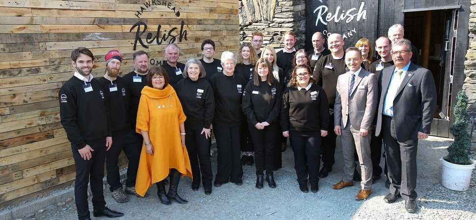 Relish shortlisted as regional finalists in leading countryside awards