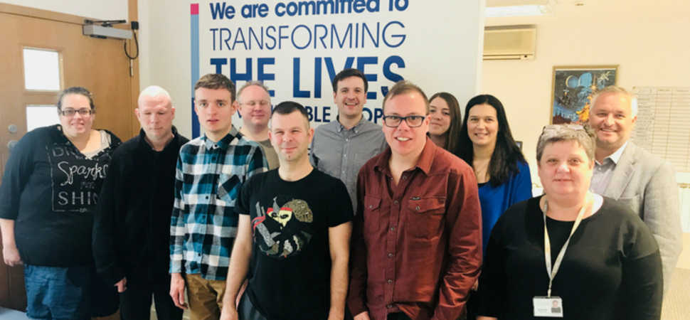 Leading specialist supported living developers HBV team up with autistic society