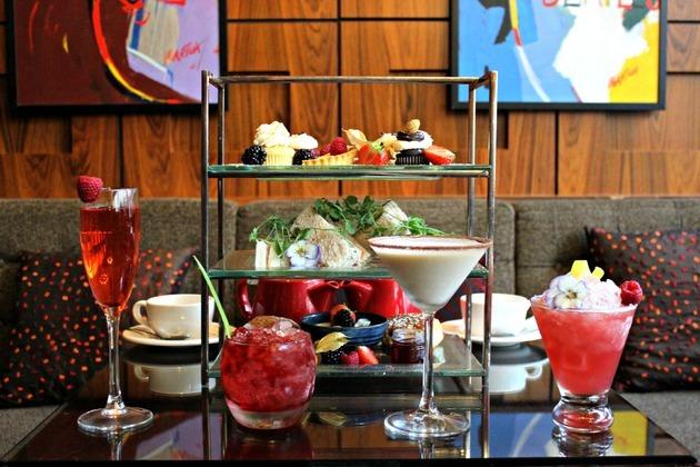 Hard Days Night Hotel unveils new autumn Afternoon Tea menu