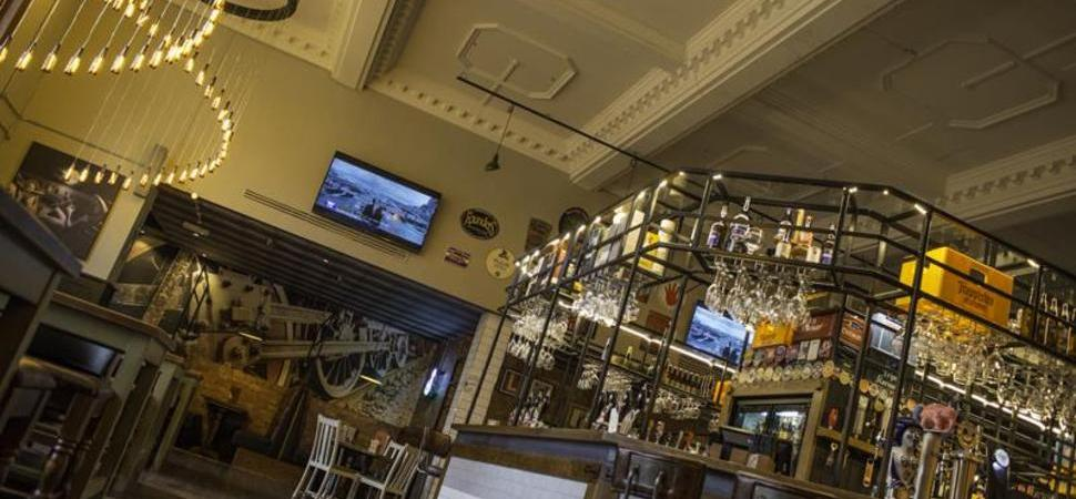 Full steam ahead as DV8 Designs transforms newly opened Sheffield pub