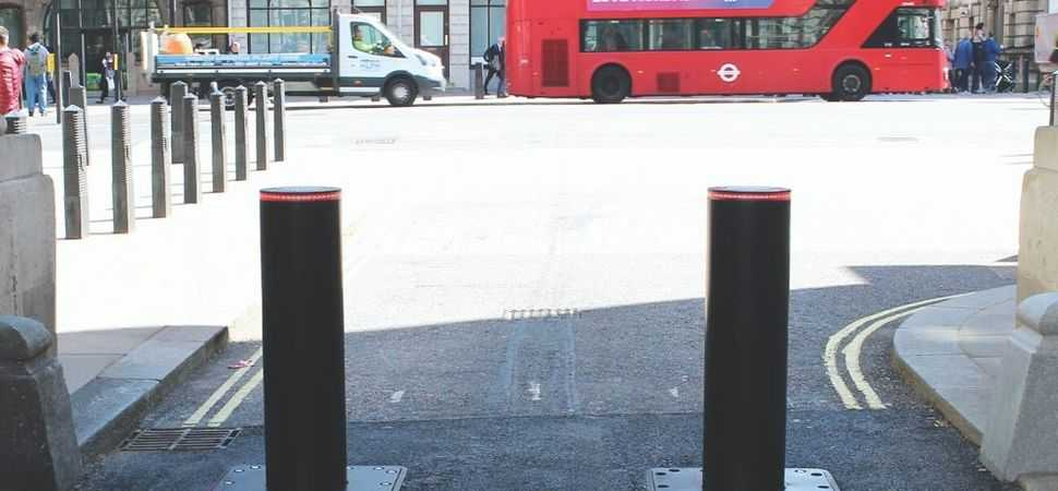 Security Manufacturer Granted US Patent for Hostile Vehicle Mitigation Bollard