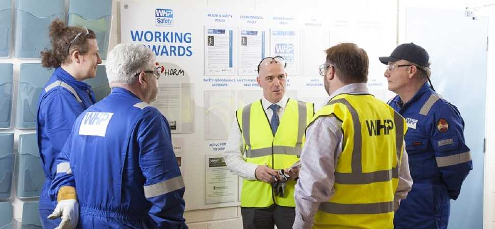 Gateshead's WHP achieves five-star grading in the British Safety Councils Occupational Health and Safety Audit