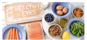 Five Of The Best Foods to Promote Good Vision