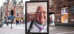 Captivating campaign highlights charity appeal to help others