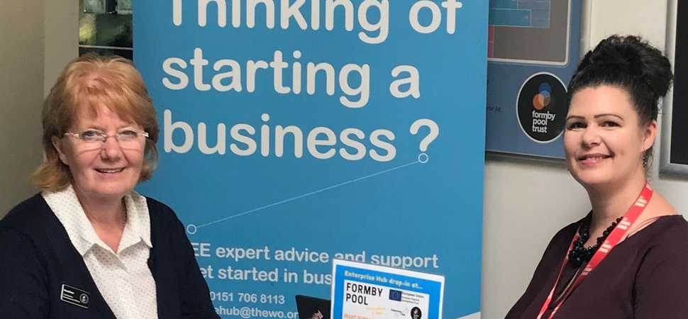 Business expert set to take up residency at Formby Pool to help drive local business growth