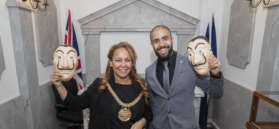 Lord Mayor opens new Game Over Escape Room in Liverpool