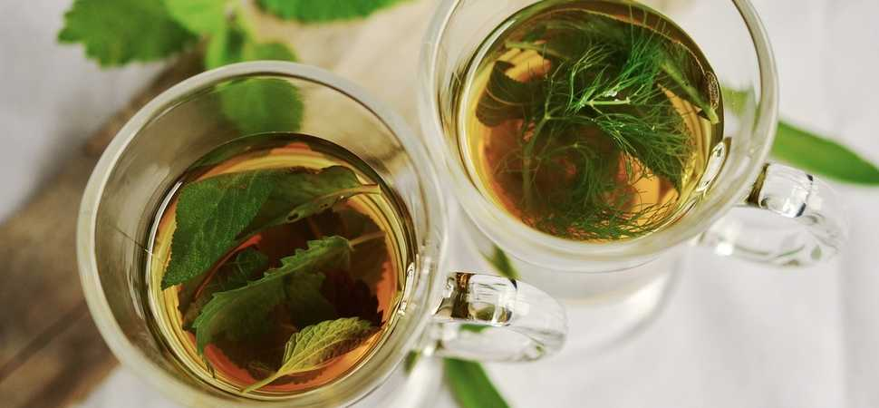 Tea brewing a rainbow of health and wellness benefits