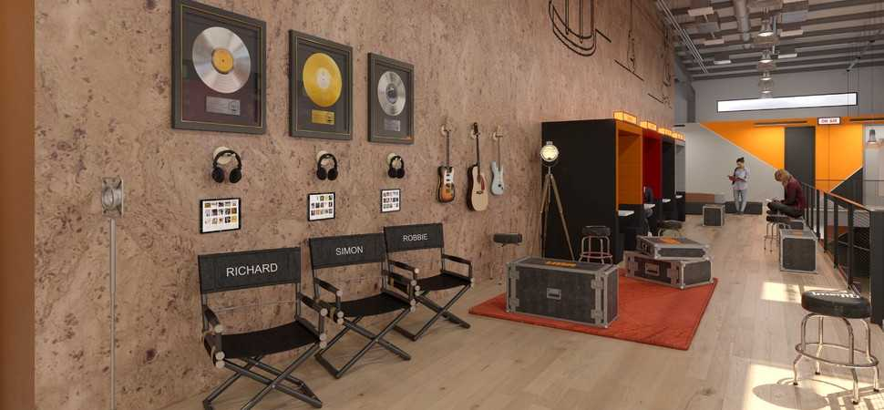 Liverpool's LMA announces its London home in the citys hottest new creative hub