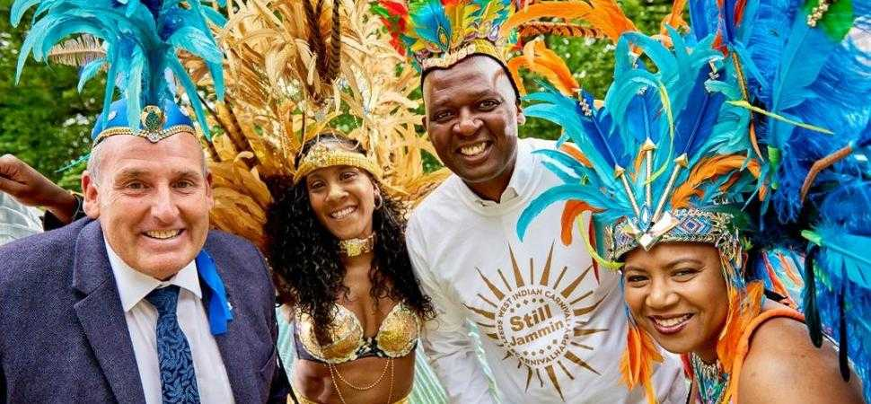 Harrogates World Party in the Park carnival to match Rio with dance, music, food, cultureand more!