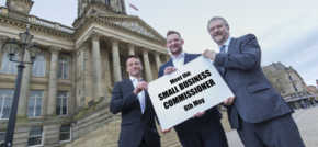 Government's Small Business Commissioner to meet North West leaders