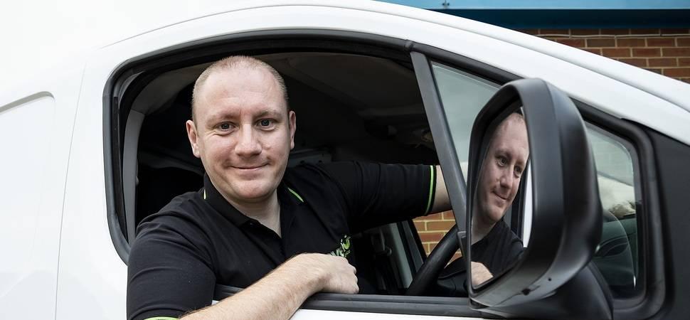 Ovenu Newton Abbot boss pledges 10% of Novembers takings to South Devon foodban