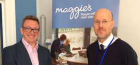 Maggie's and HMT Sancta Maria Hospital Team Up For Breast Cancer Awareness Month