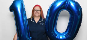 Shropshire Homecare Provider Celebrates 10-Year Anniversary