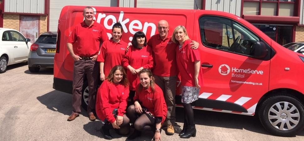 Bristol-focused heating firm joins HomeServe family