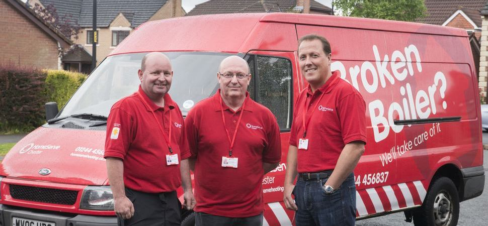 Cheshire-based heating firm joins HomeServe family