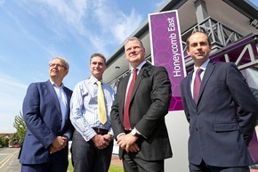 Rapidly growing Chester investment firm relocates head office to Honeycomb