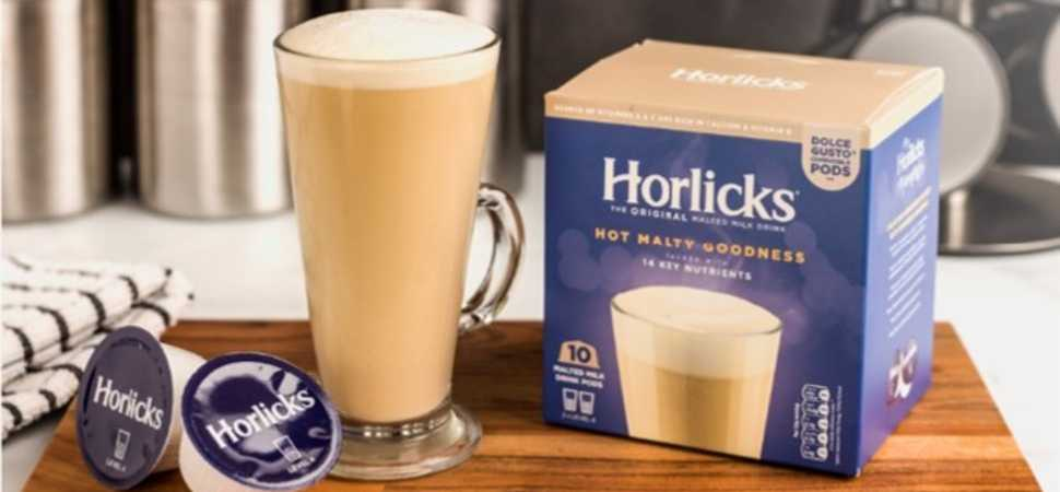 Horlicks Extends its Range to Pods