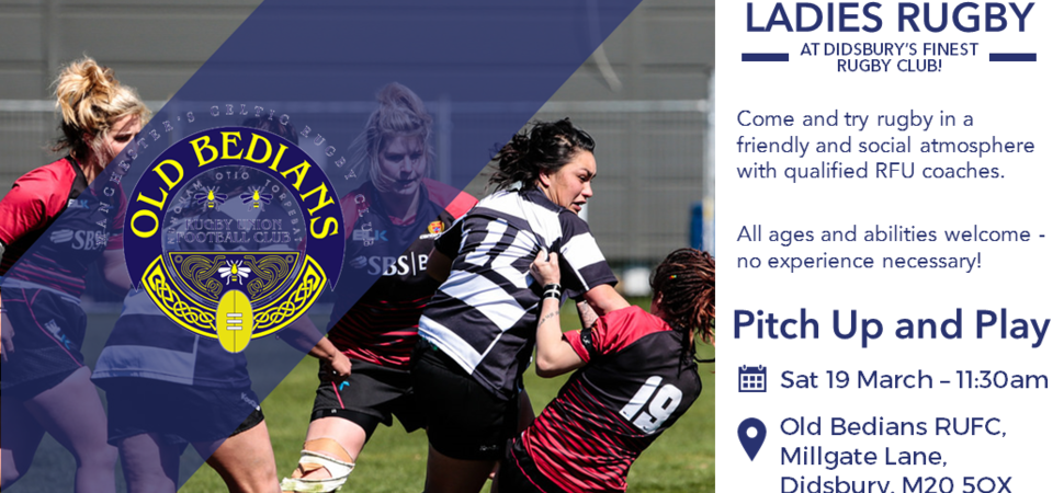 Old Bedians launch women's rugby team