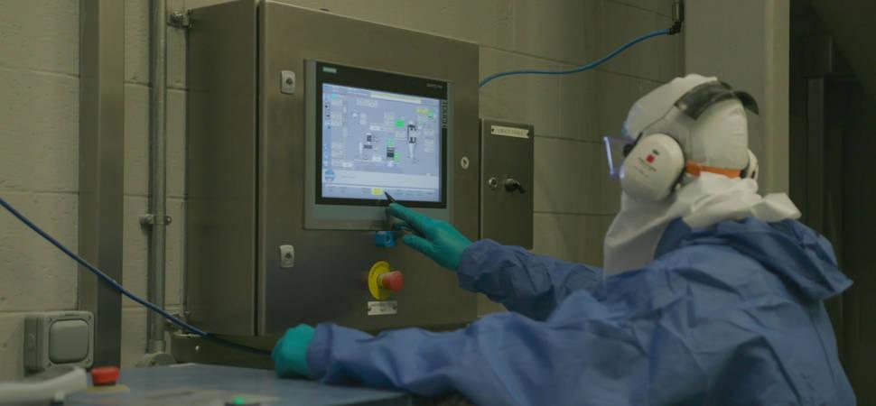 Siemens helps Hosokawa Micron connect entire digital factory