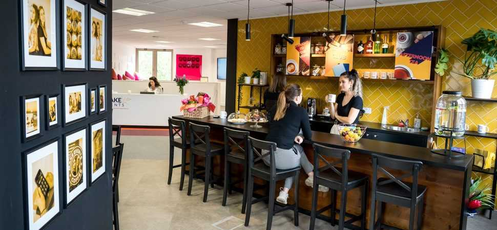 Orbit Developments' customer in running for inspired office interior award