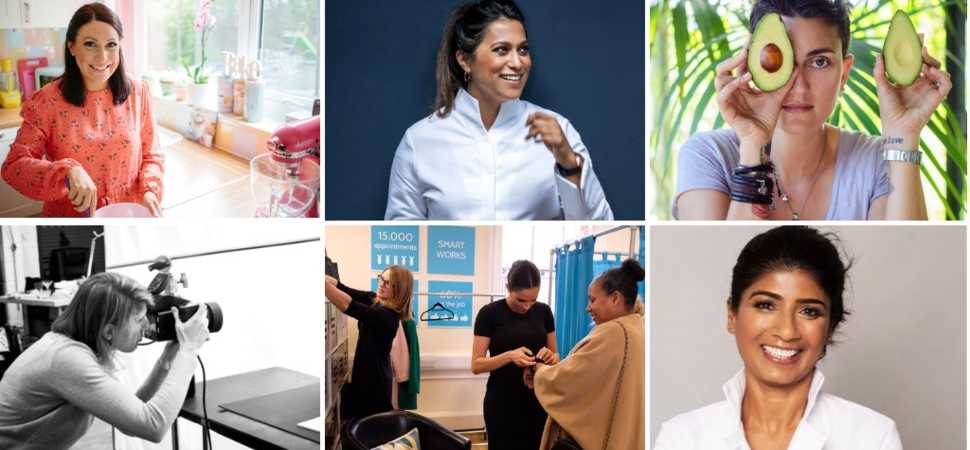 How Food Changed My Life - Women In the Food Industry Panel Event and Lunch
