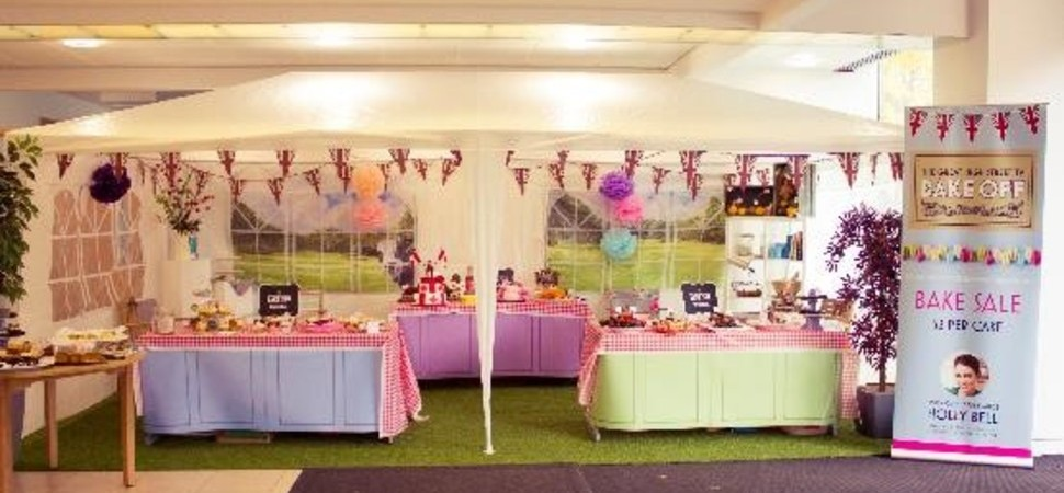 Show-stopping bake sale raises funds for local hospice