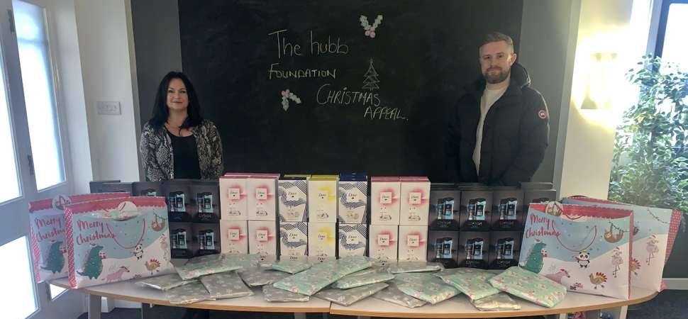 Digital Agency Donates Hundreds of Gifts to Charity to Spread Christmas Cheer