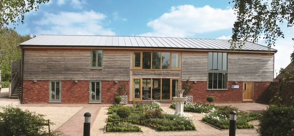 Warwickshire office property perfect countryside retreat