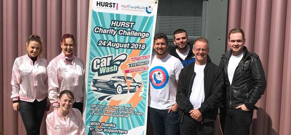 Pink Ladies, T Birds and superheroes help HURST raise thousands for charity
