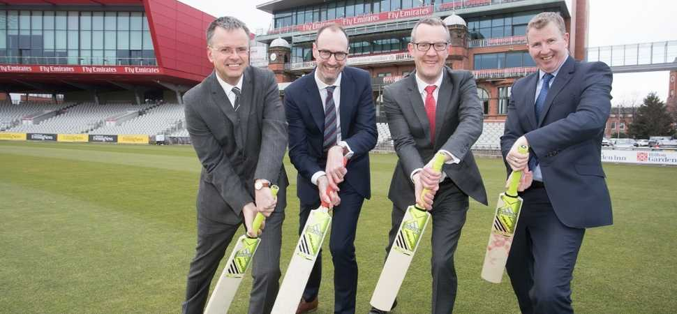 HURST appointed by Lancashire County Cricket Club