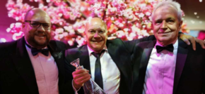 Liverpool Sales Team Wins Prestigious Industry Award at the FMBE Awards 2019