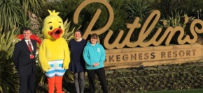 North West based Puddle Ducks announce partnership with Butlin's