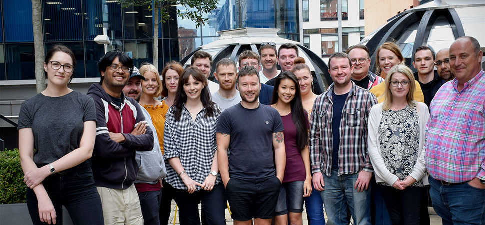 Manchester Digital Agency I-COM Pledges Majority Stake to Employee Ownership Trust