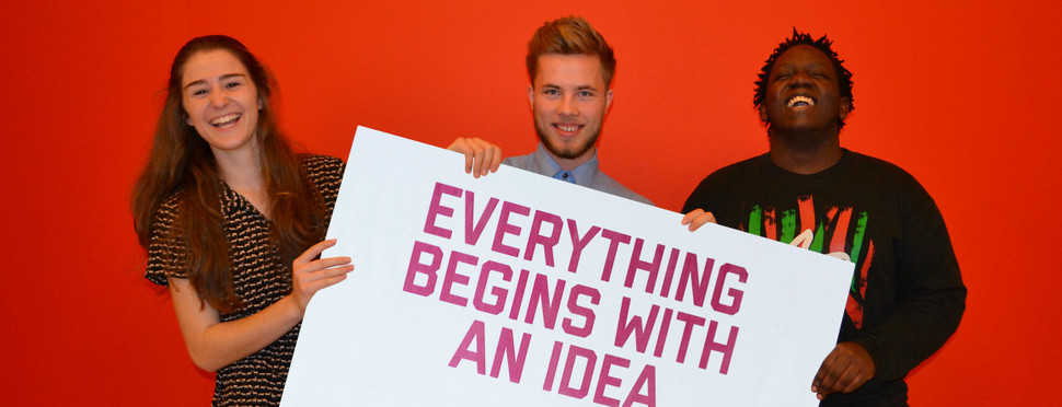 Ideas foundation launches hunt for next generation of talent