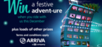 Arriva Buses North West on board with IF festive Advent-ure