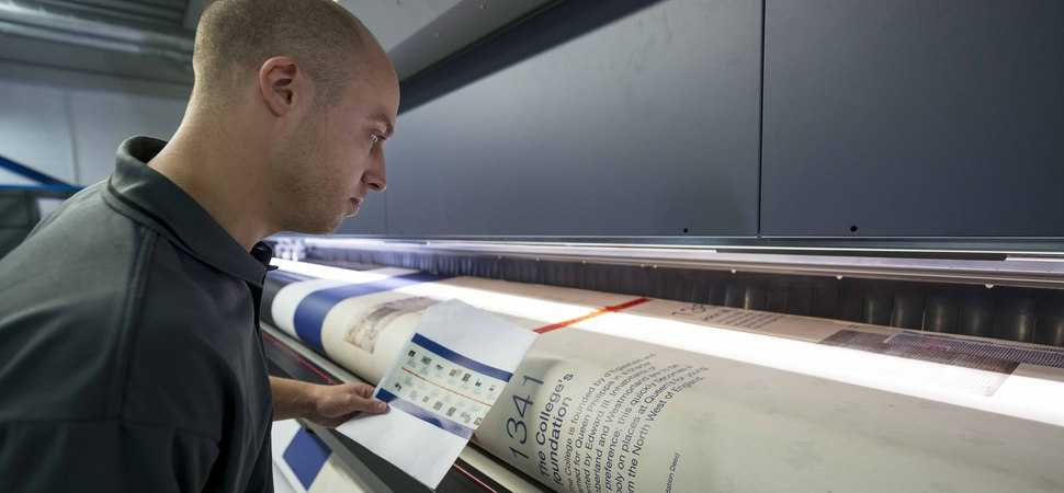 Leach appointed as approved fabric graphics supplier to beMatrix