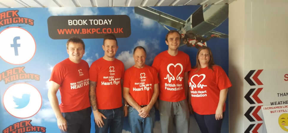 Growth Marketing Agency Smashes Charity Target!