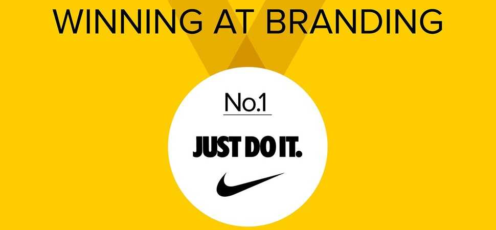 Consumers Vote Nike's 'Just Do It' As Most Memorable Brand Tagline