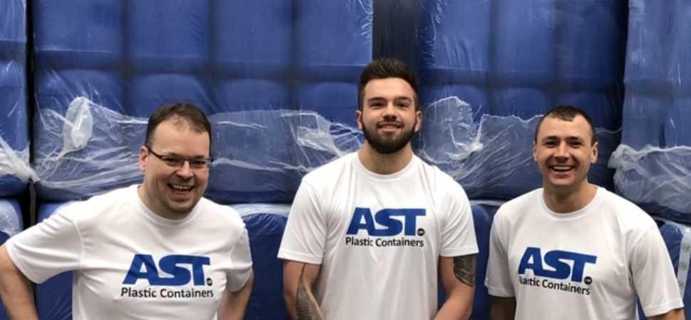 Plastic fantastic! AST Plastics enters international team for local Run Wales event