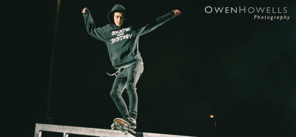 Interview with skateboarder Jack Steele