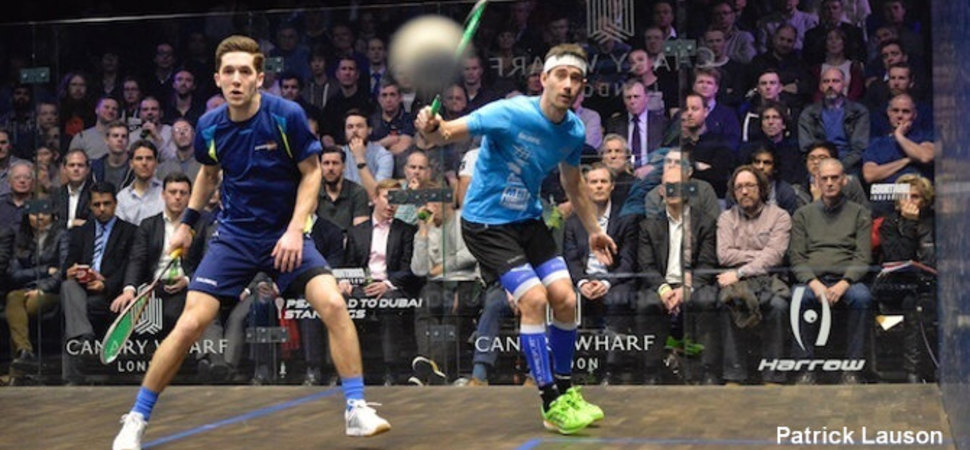 Billingshurst company to sponsor world ranked squash professional