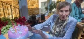 Deddington Care Home Resident Celebrates Milestone Birthday