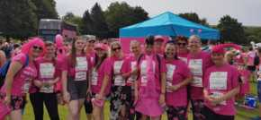Shoreham care home staff run race for life