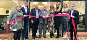 Ken Clarke opens brand agencys new £1 million media hub